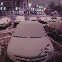 Вот и зима... :: Владимир  Зотов