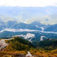 горы Кавказа :: Олеся Семенова