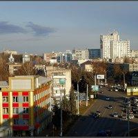 Город в котором я живу :: Ирина Голубева