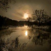 На закате уходящего ноября...2 :: Андрей Войцехов