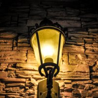Уютный свет фонаря... :: Константин Земсков