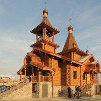 Церковь Гавриила Архангела на Ходынском Поле :: Александр Качалин