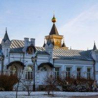 Николо-Угрешский монастырь :: Владимир Воробьев