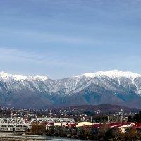 Кавказ... :: Илья Подоляко