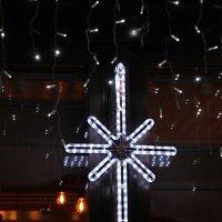 Белые снежинки кружатся в ночи.... :: Tatiana Markova