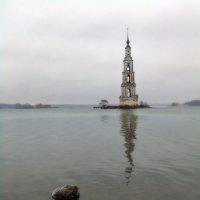 Затопленная колокольня :: Александр Назаров