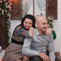 Саша и Рита :: Марина Щуцких