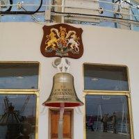 Колокол на Королевской яхте :: Natalia Harries