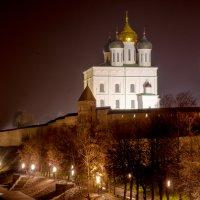Псков ночной :: Алексей Данилов