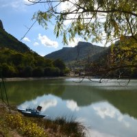 Горное озеро 2 :: Roman