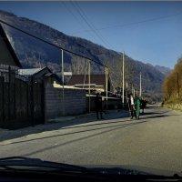 Через горное село! :: Владимир Шошин