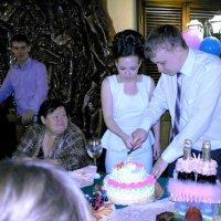 Свадьба Коли и Юли :: Инна Ивановна Нарута
