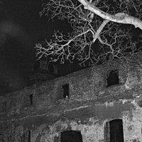 Выборг.Старый кафедральный собор,часовая башня и ещё что-то... :: Марина Шубина