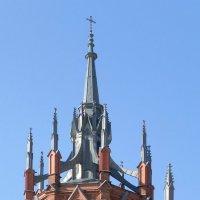 Католический собор. :: Oleg4618 Шутченко