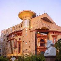 Театр Et-Cetera под управлением А.Калягина, Москва. :: Елена
