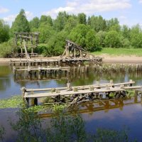 Река Великая. :: Андрей Синицын
