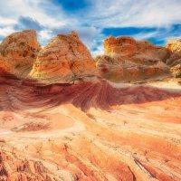 Каменные волны :: Lucky Photographer