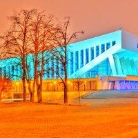 Дворец Спорта, Минск :: Кирилл Смоляк