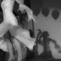танец теней.... :: Дмитрий Яшин