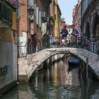 Закоулки Венеции :: Alllen Polunina