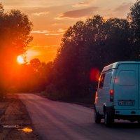 солнце в пути :: Тася Тыжфотографиня