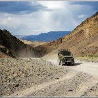 Дороги Монголии. :: Владимир
