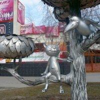 Котенок с улицы Лизюкова. :: Чария Зоя