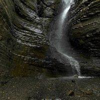 Водопад Псыдах :: Юрий Бичеров