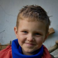 Мальчик :: Natali Grizyuk