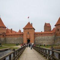 Тракайский замок :: Andrei Naronski