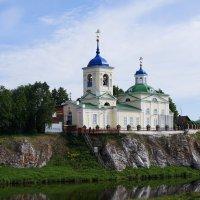 Храм во имя Святого Великомученика Георгия Победоносца :: Александр Смирнов