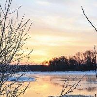 Река :: юрий Амосов