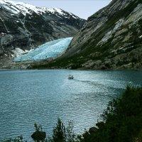 К леднику Нигардсбрин :: Клара Кузнецова
