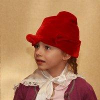 Красная шапочка :: Александр Корнелюк