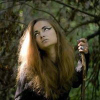 Ведьма :: Наталья Лисицына