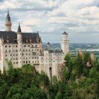 Neuschwanstein Castle :: Vilma Zutautiene