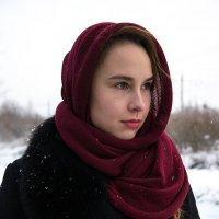 Мари :: Ольга Рязанова