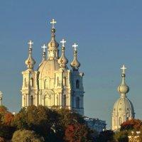 Купола и небеса. :: Владимир Гилясев