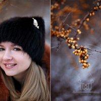 Зимний портрет :: Татьяна Михайлова