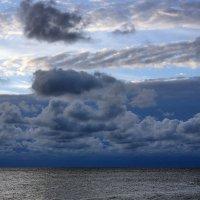 Плывут по небу облака... :: Виолетта