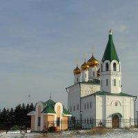 Храм Св.Петра и Павла. :: nadyasilyuk Вознюк