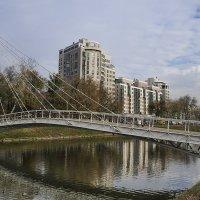 Пешеходный мост(3) :: Владимир Кроливец