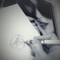 The creative process :: Мария Ju