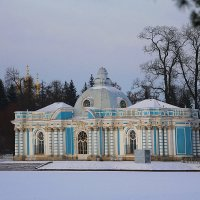 Снежная тишина... :: Tatiana Markova