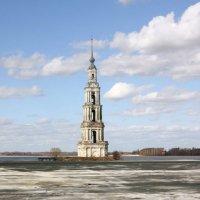 Колокольня Никольского собора. г. Калязин. :: Oleg4618 Шутченко