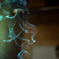 Smoke :: Елена Чусовская