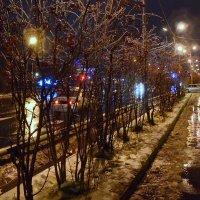 Улица маленького городка :: Василий Хорошев