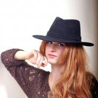 Всё дело в шляпе :: Виолетта
