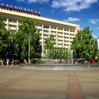 Красноярск. :: Сибирь Эвенкия Евгений Щербаков