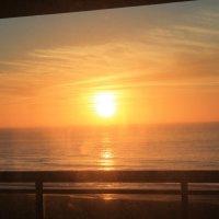 восход над Атлантикой :: нина полянская